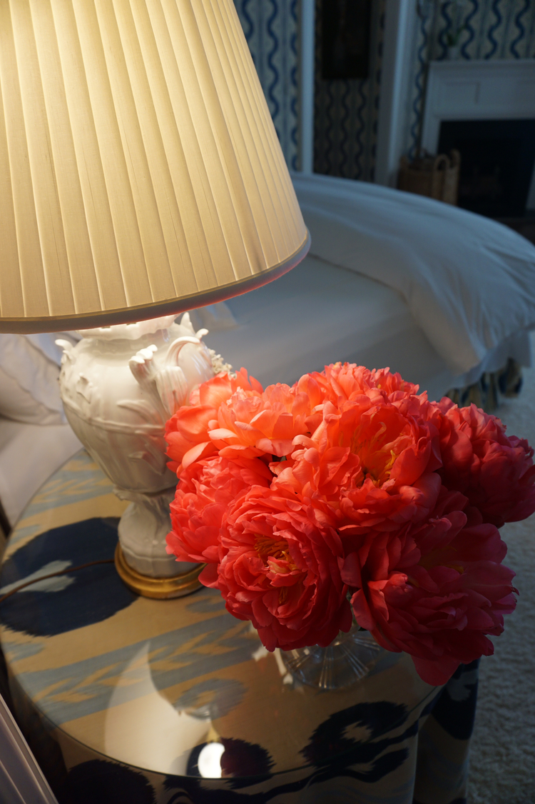 Aerin Lauder for Elle Decor by The Bridgehampton Florist