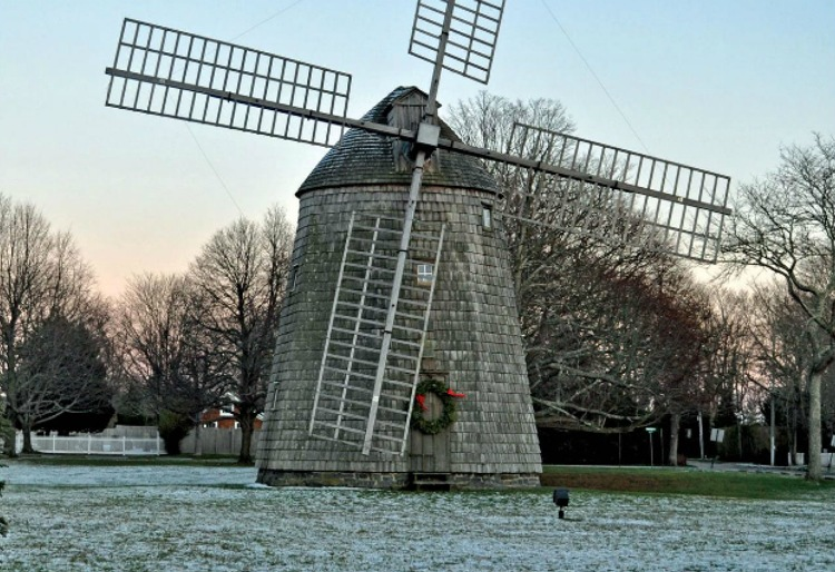 East End windmill
